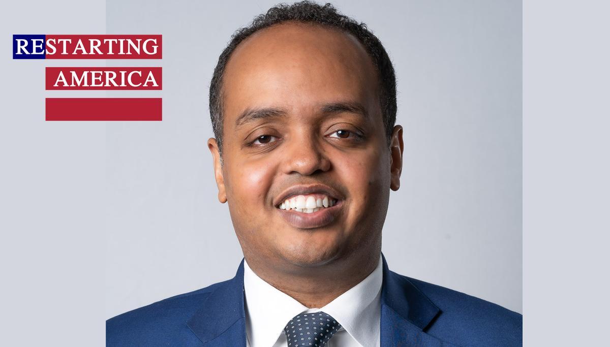 Ahmed Flex Omar | Restarting America
