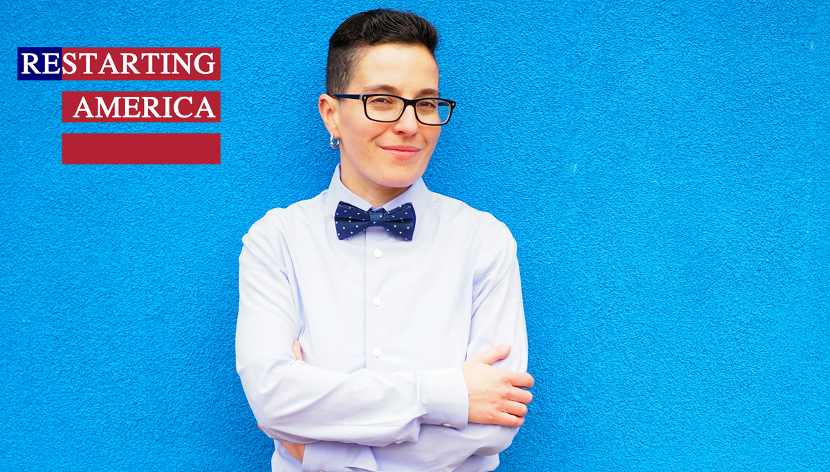 Restarting America | Dana Kaye