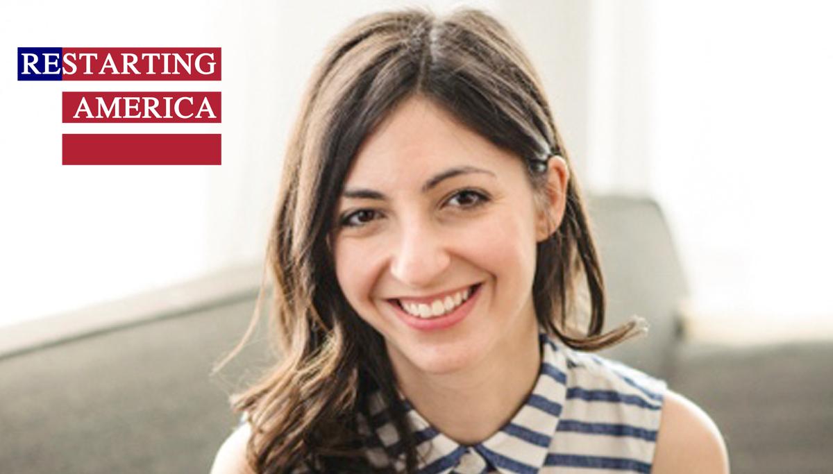 Restarting America | Debra Giunta