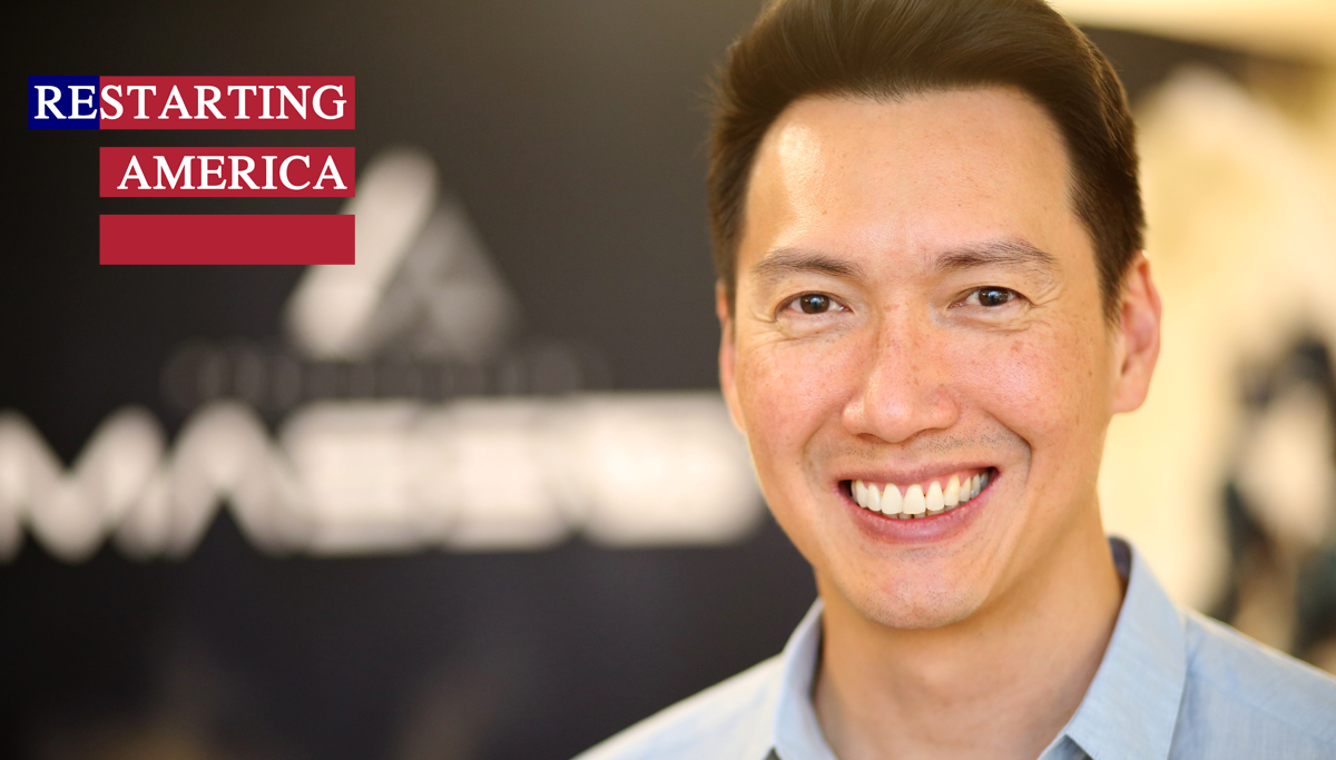 Restarting America | Chris Lai