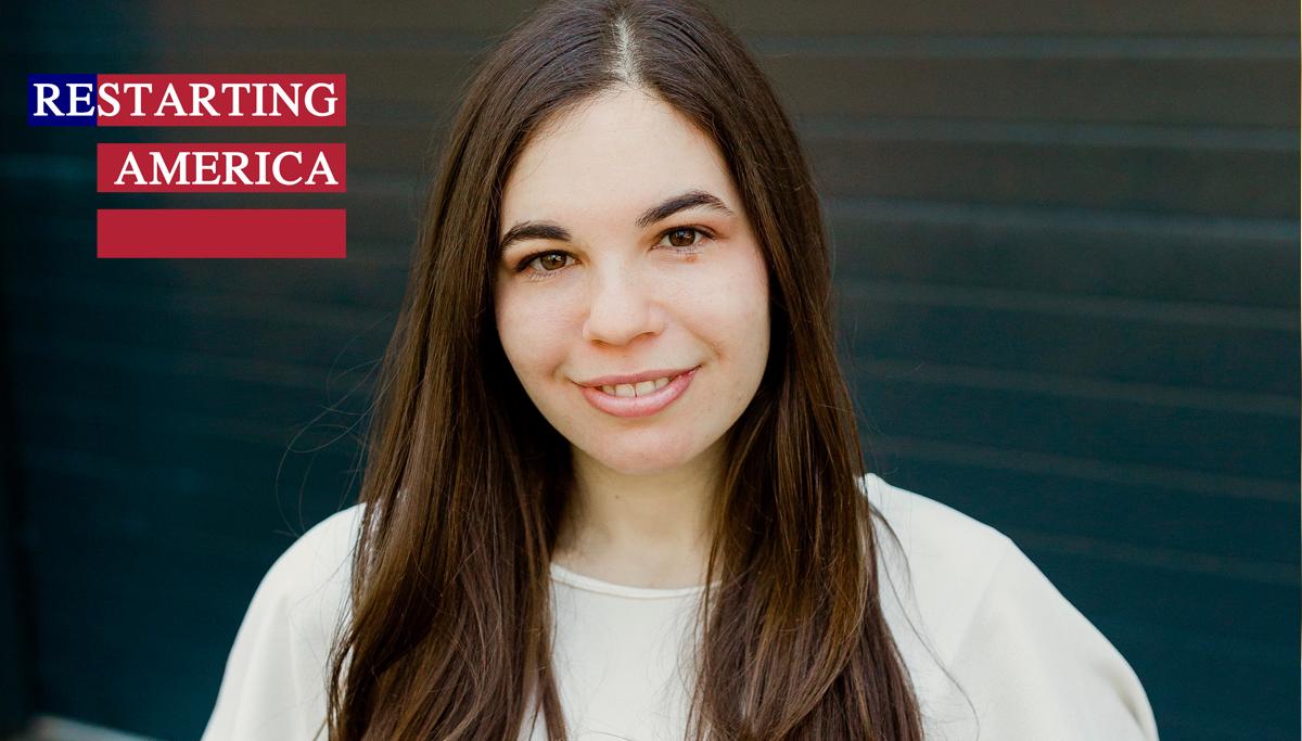 Restarting America | Jessica Gartenstein