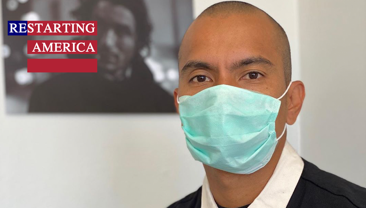Restarting America | Jon Julio