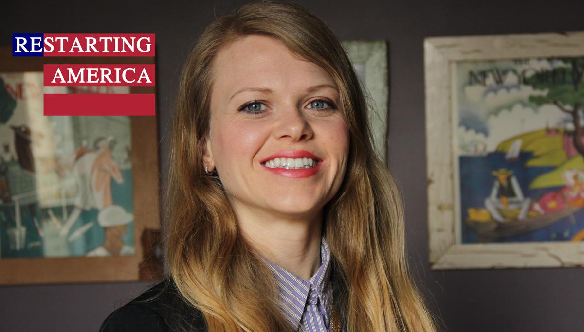 Restarting America | Katy Osborn