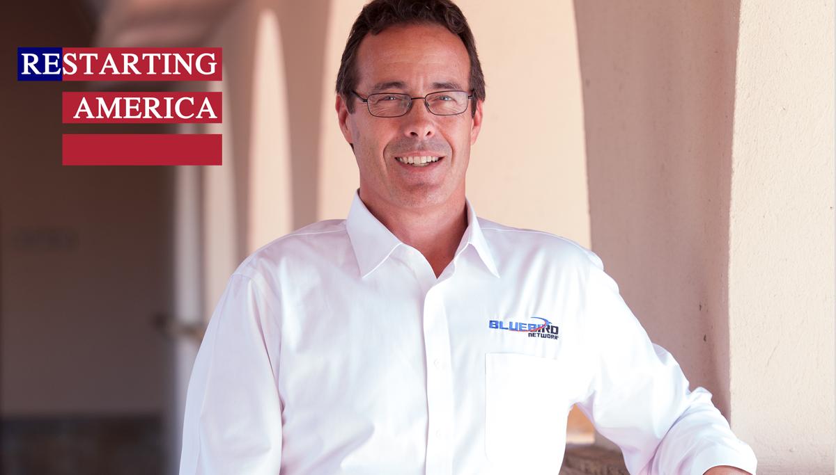 Restarting America | Michael Morey