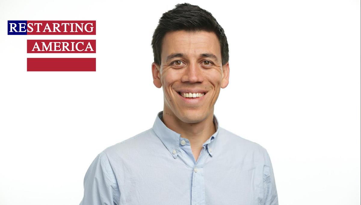 Restarting America | Mark Horoszowski