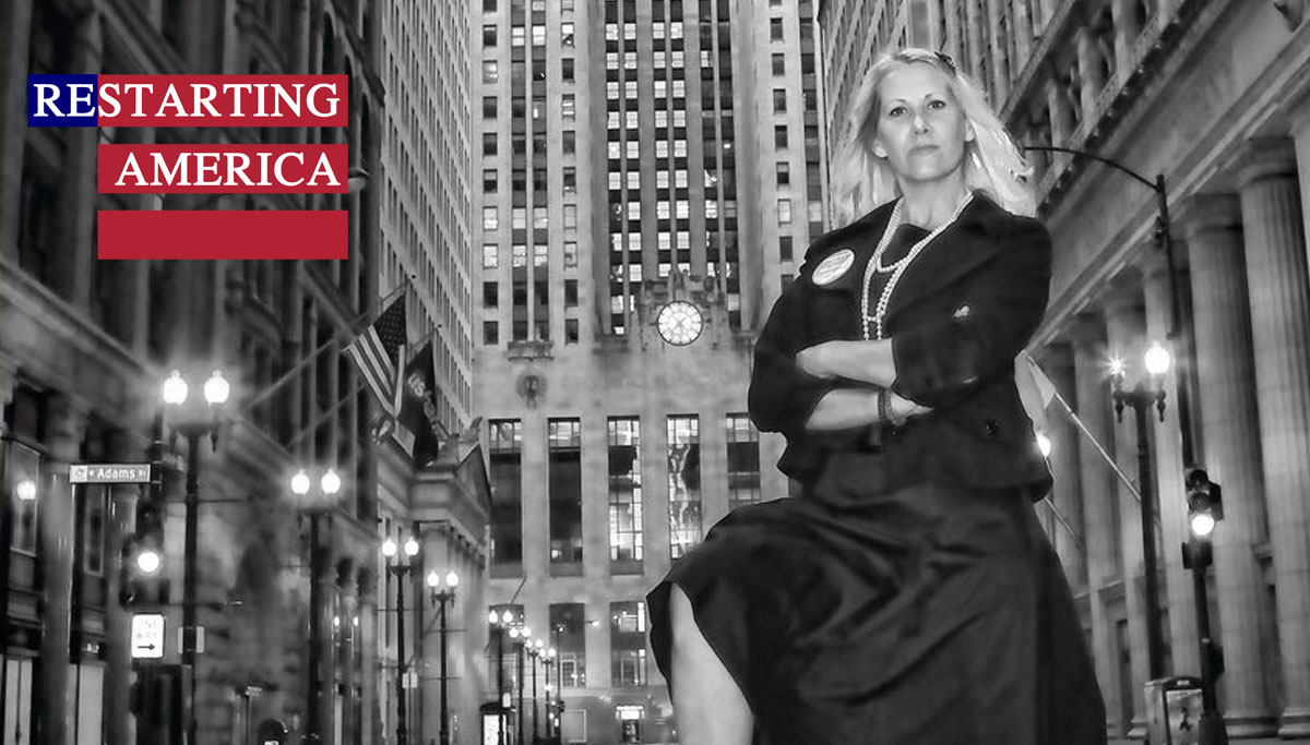 Maryann Loncar | Restarting America