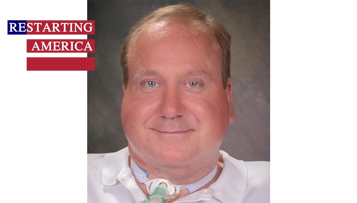 Restarting America | Jim Mullen