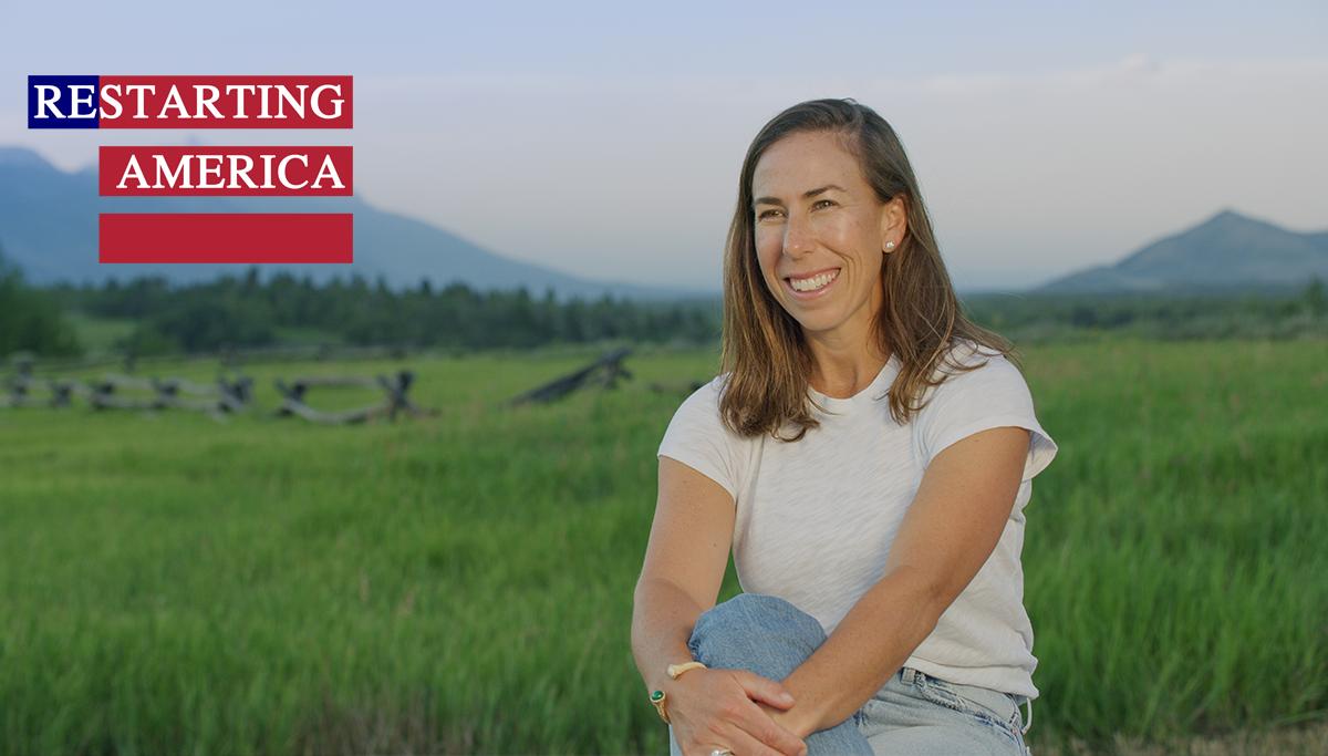 Restarting America | Rebecca Balyasny