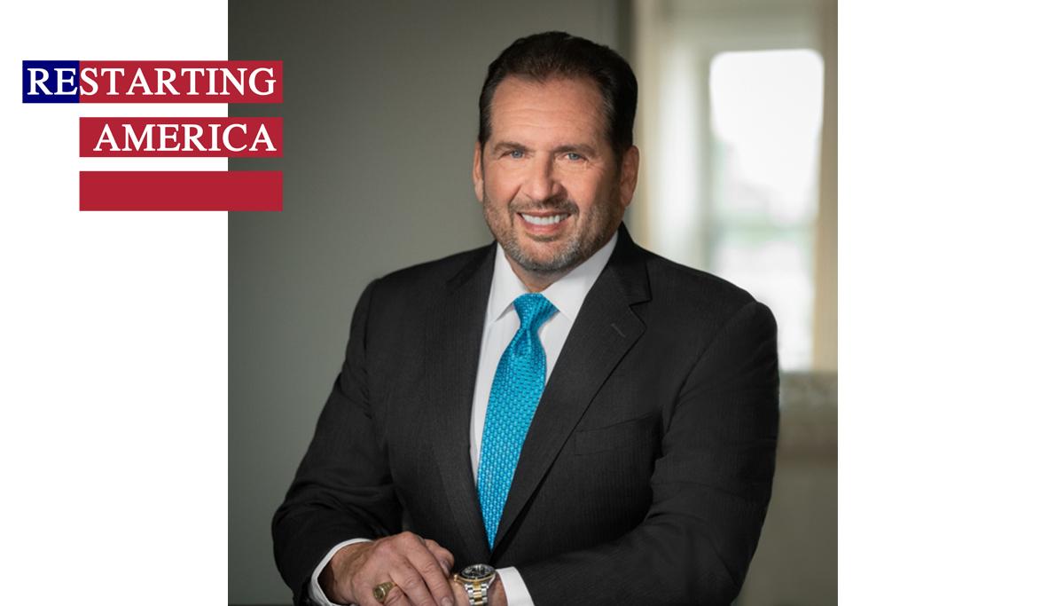Steve Vincze | Restarting America