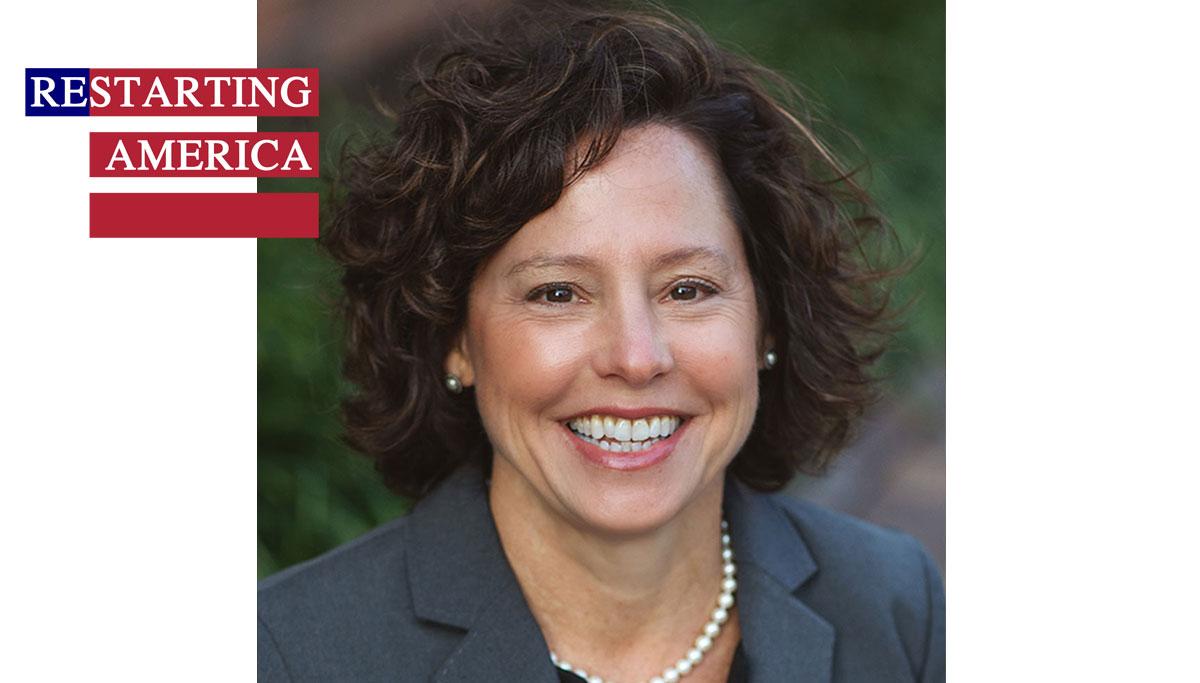 Restarting America | Carolyn Carollo